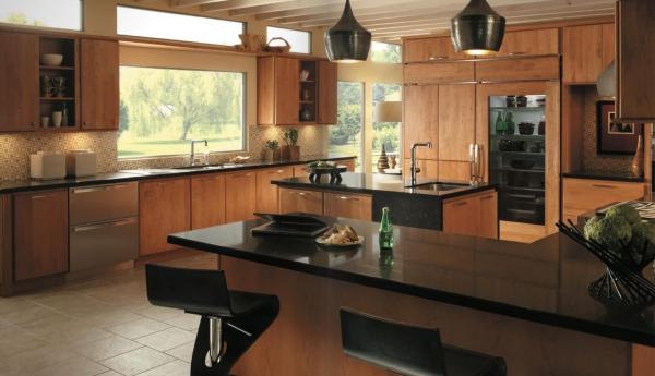 cuisine moderne 2020 conception en bois