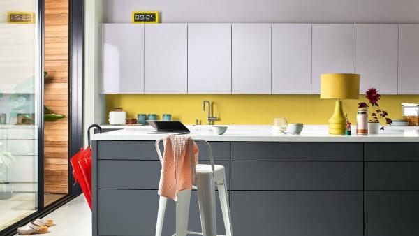 cuisine moderne 2020 couleur de l'année