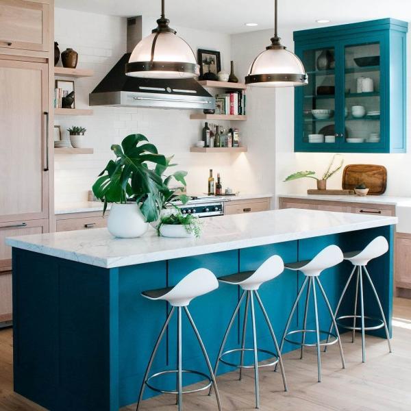 cuisine moderne 2020 design italien