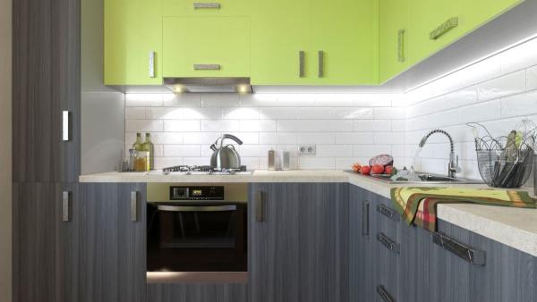 cuisine moderne 2020 dosseret en briques blanches