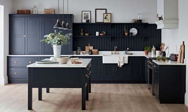 cuisine moderne 2020 du bronze bruni