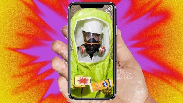 désinfecter un téléphone préserver son smartphone