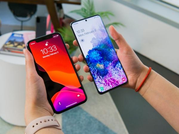 désinfecter un téléphone smartphone et androïde