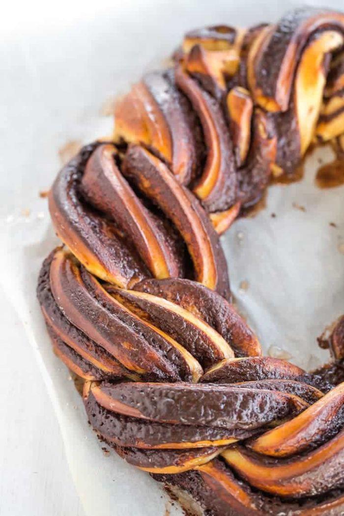 dessert recette babka