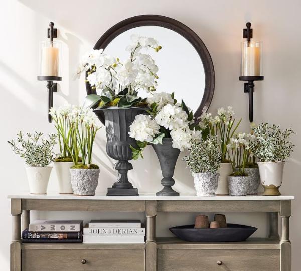 fabriquer un pot de fleurs pots et vases