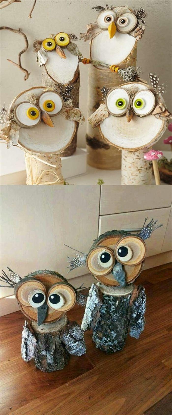 idées rondin de bois déco idées inspirantes pour créer une ambiance unique