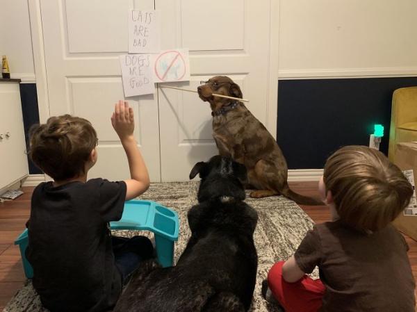 la quarantaine une façon d'enseigner