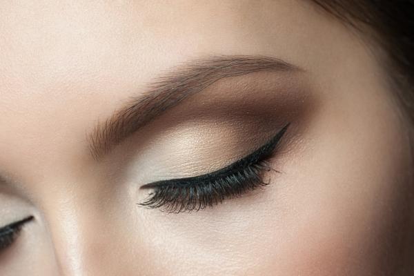 laminage sourcils maquillage discret
