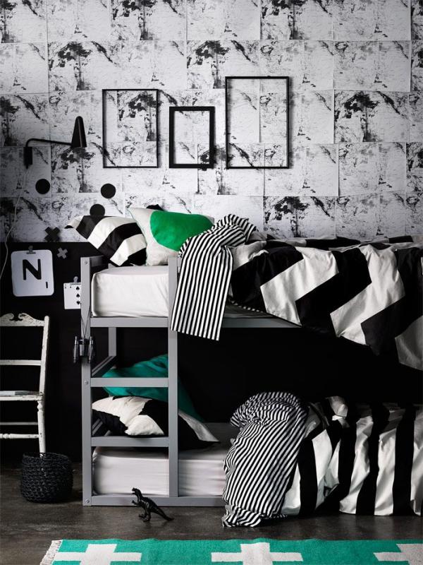 lit enfant mezzanine adapter à n'importe quel style d'intérieur