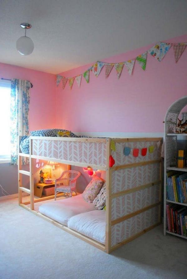 lit enfant mezzanine un lit à double fonction