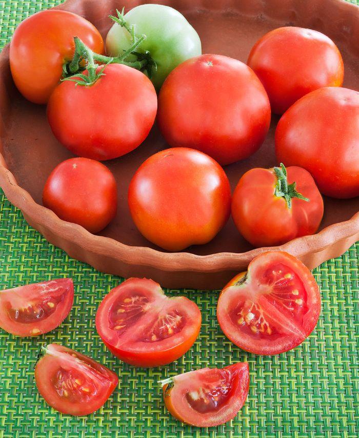 masque cheveux bouclés maison aux tomates