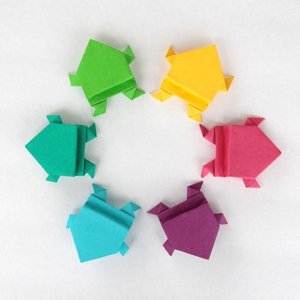 occuper les enfants faire des origami