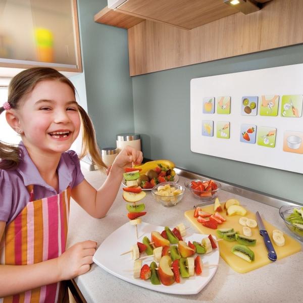 occuper les enfants jeu faire le ménage