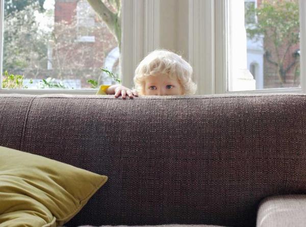 occuper les enfants rechercher des objets