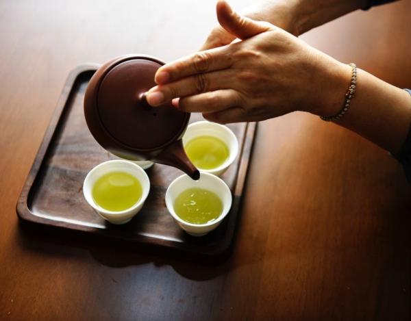 que faire avec du persil faire du thé