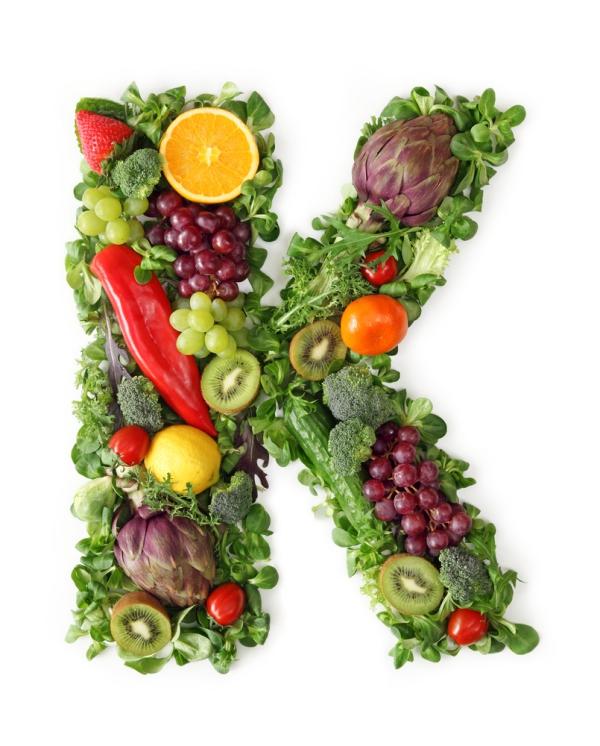 que faire avec du persil la vitamine K