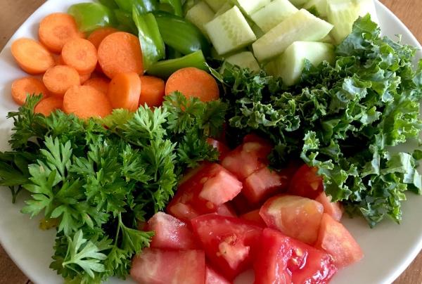 que faire avec du persil plein de vitamines