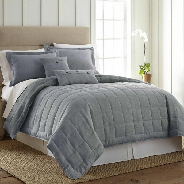 quelles matières pour le linge de lit lin