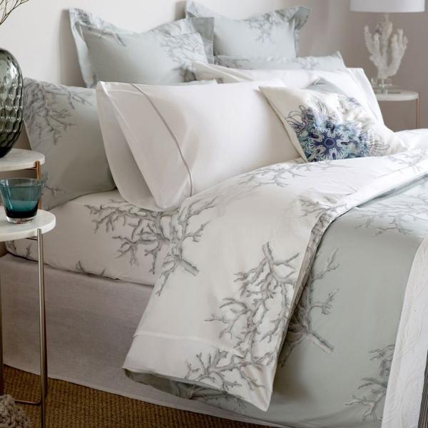 quelles matières pour le linge de lit percale de coton