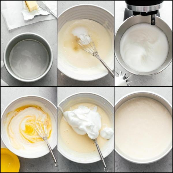 recette cheesecake japonais technologie