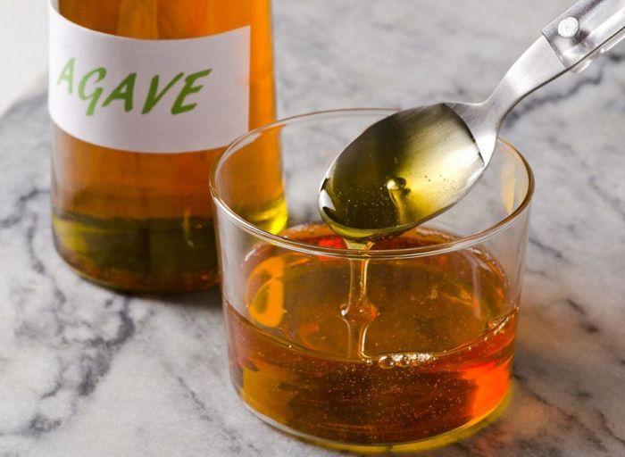 sirop d'agave masque cheveux bouclés maison recette