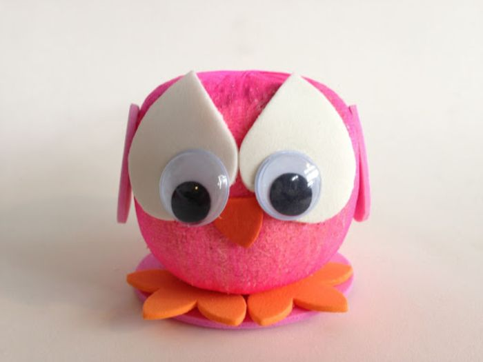 tête à gazon déco angry birds
