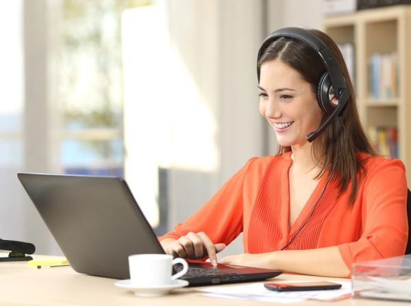 travail à domicile agent de centre d'appels à distance