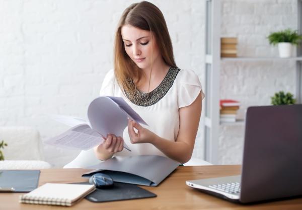 travail à domicile assistant virtuel