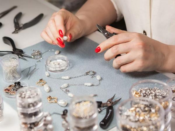 travail à domicile créateur d'objets d'artisanat