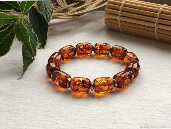 ambre bracelet pierre anti-stress
