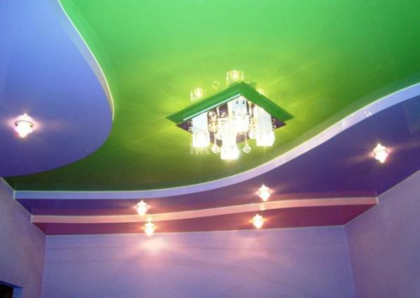 ameublement maison plafond tendu