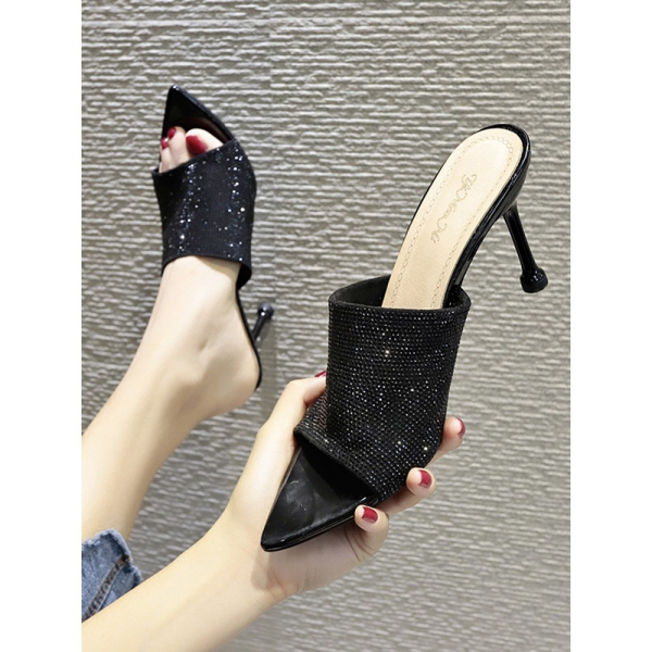 chaussures pointues femme modèle très pointu