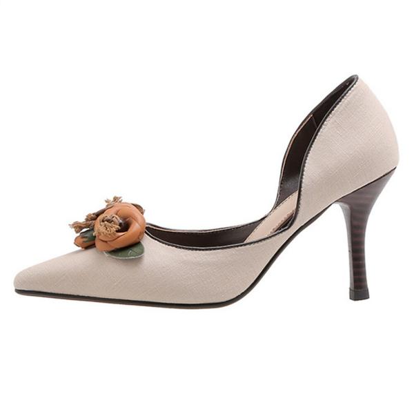 chaussures pointues femme nouvelle arrivée femmes