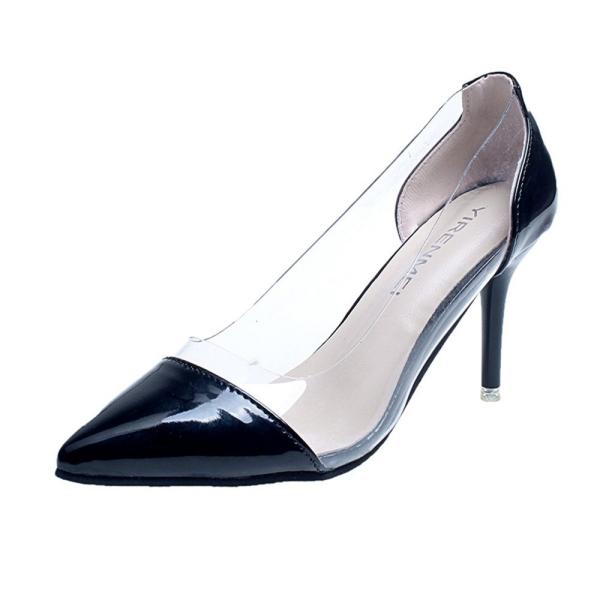 chaussures pointues femme très élégante