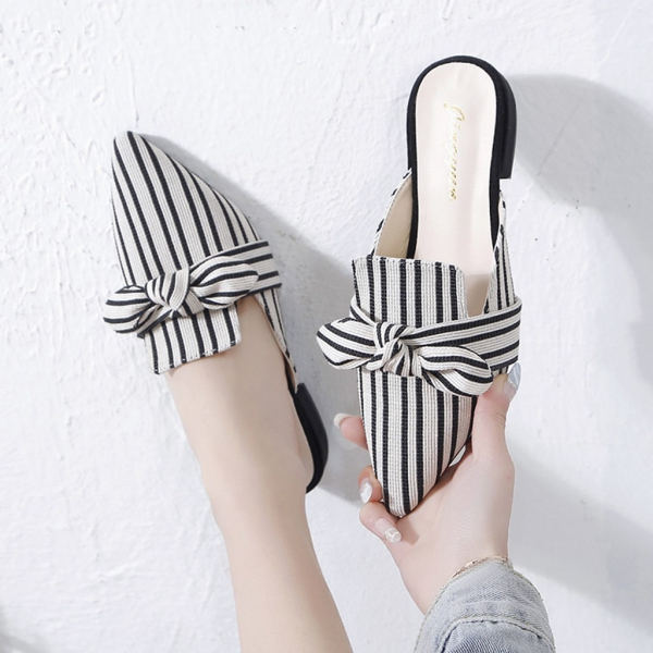 chaussures pointues femme type chaussons