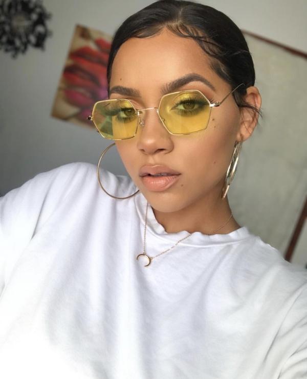 comment choisir ses lunettes de soleil de forme hexagonale