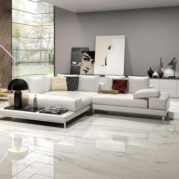 design d'intérieur imiter le marbre