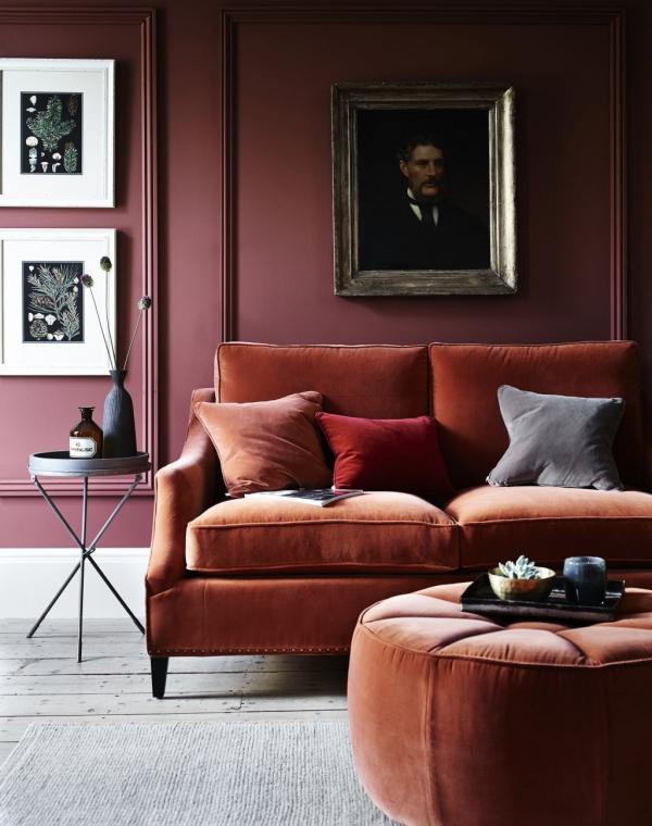 design d'intérieur meubles en peluche