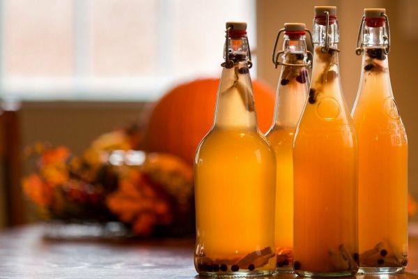 Kombucha : recette facile pour une boisson naturelle aux..