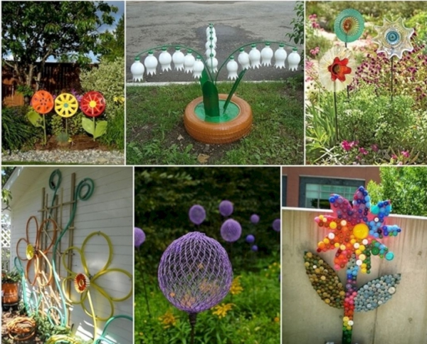 fleurs et plantes grande créativité