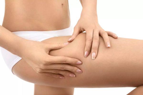 gant de crin gommage contre cellulite