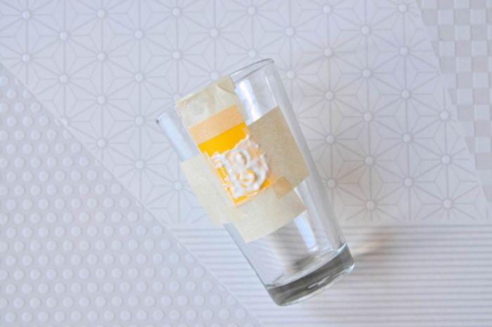 gravure chimique sur verre étapes à suivre pour réaliser