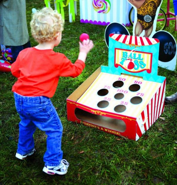 jeux amusants pour occuper un petit enfant