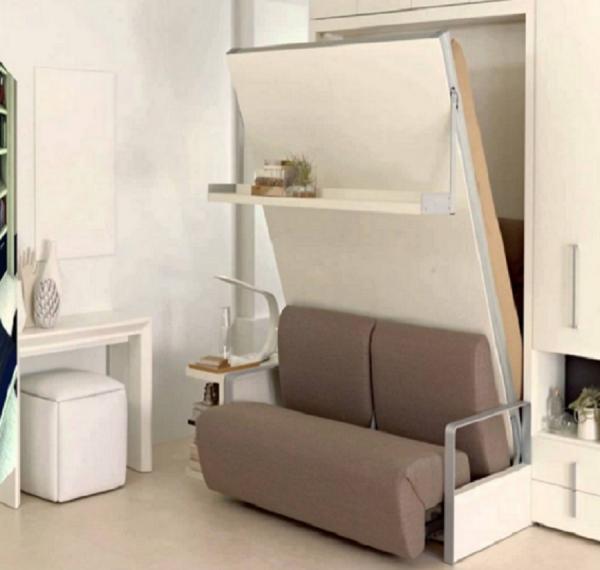 la chambre à coucher un meuble à deux fonctions