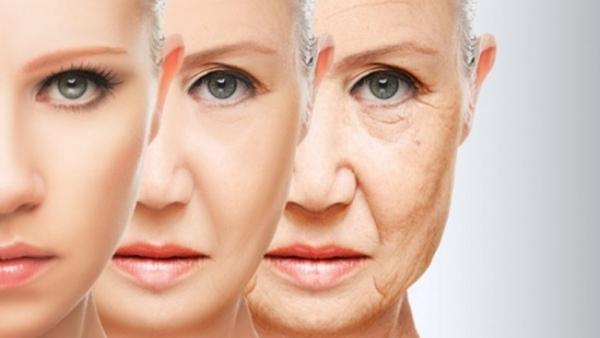 le vieillissement de la peau différentes étapes