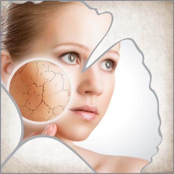 le vieillissement de la peau soin pour la peau