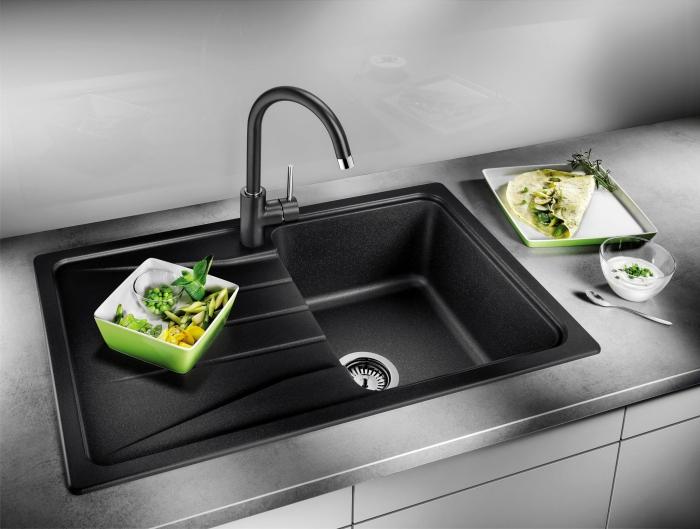mitigeur cuisine mettre à jour le robinet