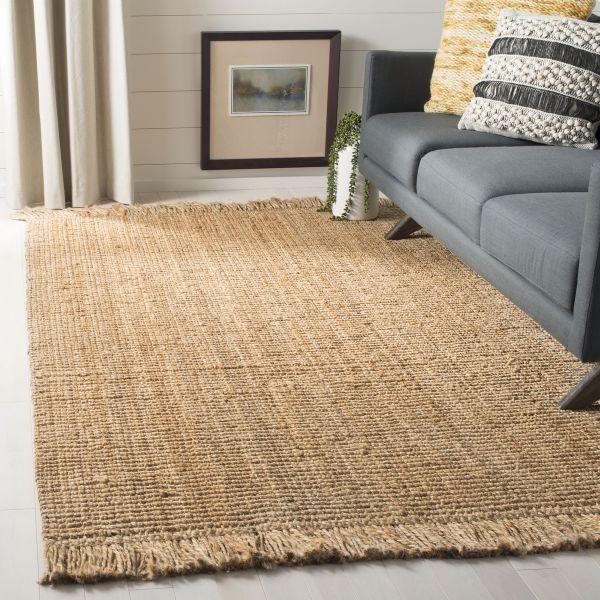 tapis en jute tapis fibre naturelle