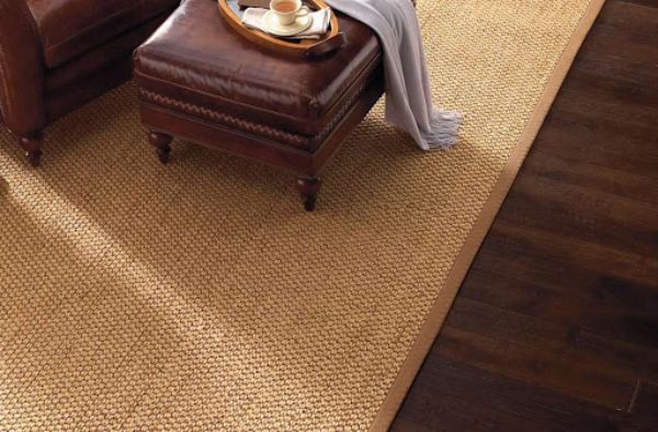 tapis fibre naturelle en sisal