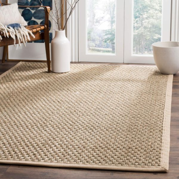 tapis fibre naturelle jonc de mer